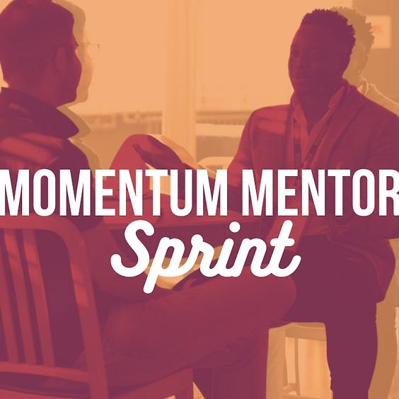 Momentum Mentor Sprint