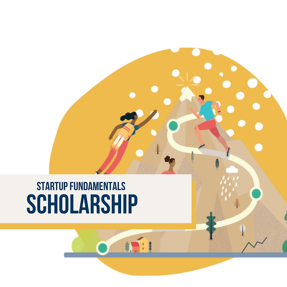 Startup Fundamentals Scholarship Package