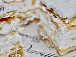 El hojaldre, el componente perfecto para tus dulces