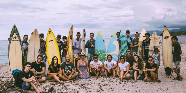 Paddlepaddle charity Colombia