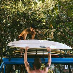 Conectamos el surf local con el nacional
