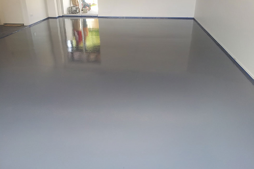 Epoxy Floor Coating - Plain Colour (Price per m2)