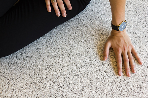 Epoxy Floor Coating - Stone texture (Price per m2)