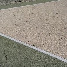 Resurfacing Plain Fine Grain with Border