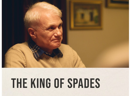 THE KING OF SPADES (ALAN CARTER)