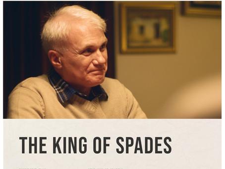THE KING OF SPADES (ALAN CARTER)