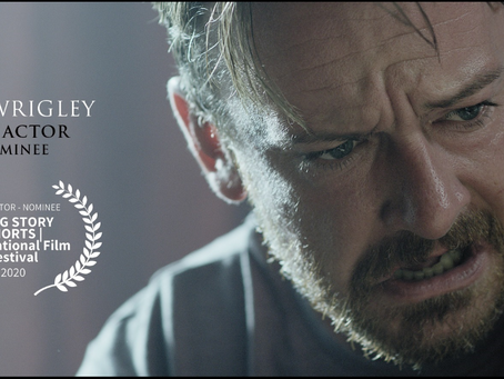 Dan Wrigley Best Actor Nominee