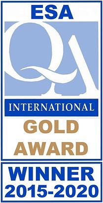 QA International GOLD 2015-2020