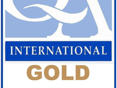 2015-2020 QA International GOLD AWARD EAS