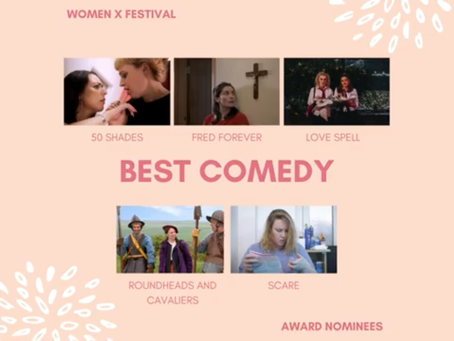 NOMINATED FOR BEST COMEDY