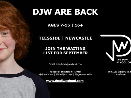 DJW ARE BACK