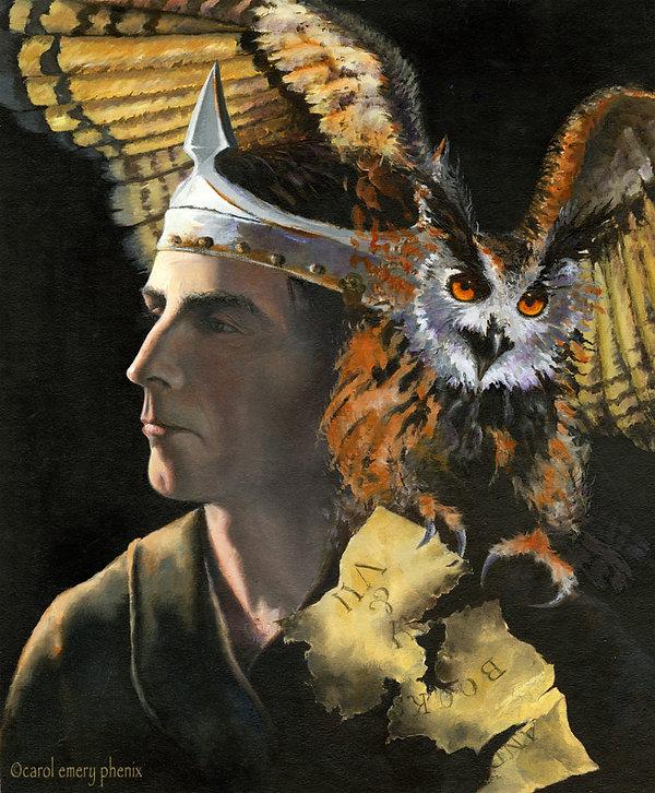 death-owl-gormenghast