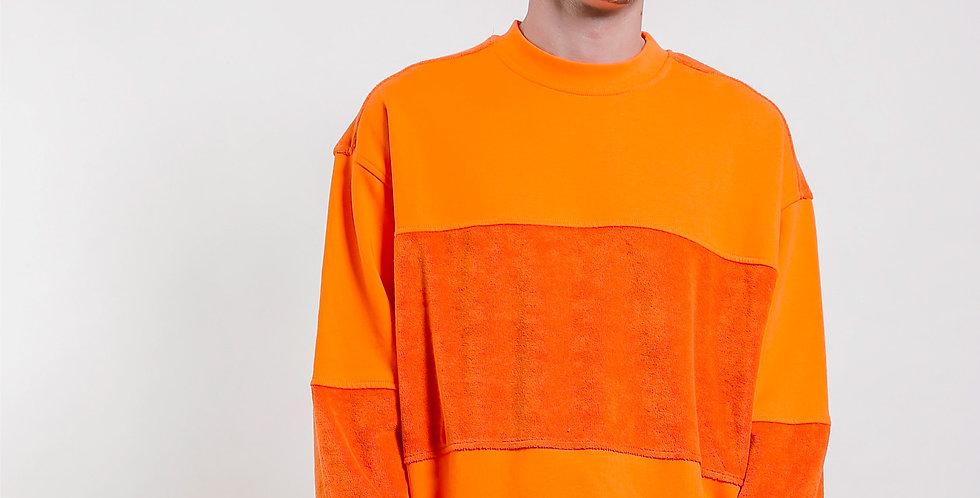 Towelling Sweatshirt