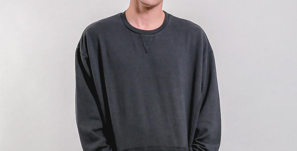 Cut & Sew OS Sweatshirt