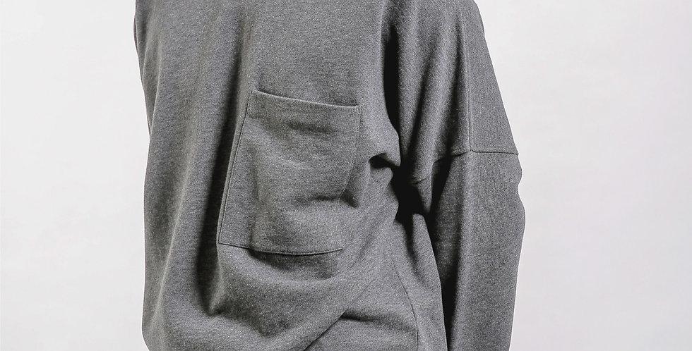 Large Pocket Sweater