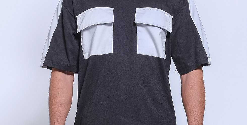 Chest Pocket Army Tee
