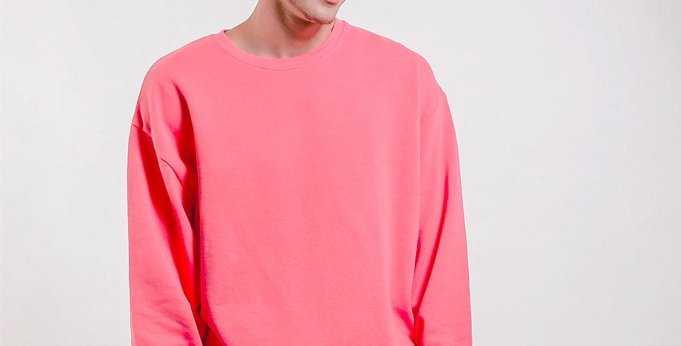 Sweatshirt with tee