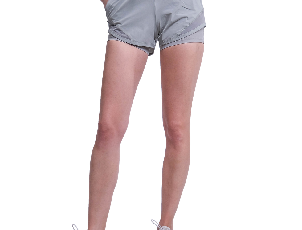 2-in-1 Sports Shorts
