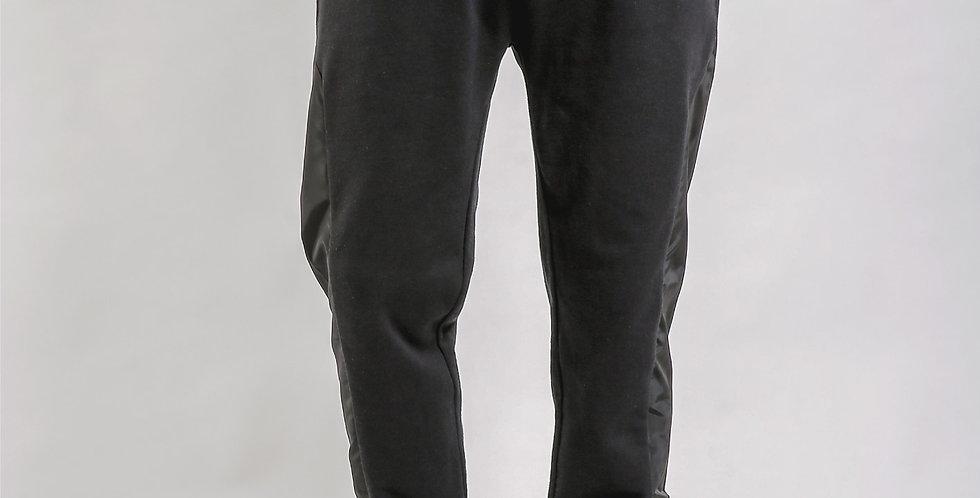 Cut & Sew & Zips Skinny Joggers