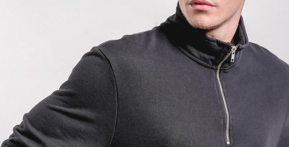 Ma1 Zip Neck Sweatshirt