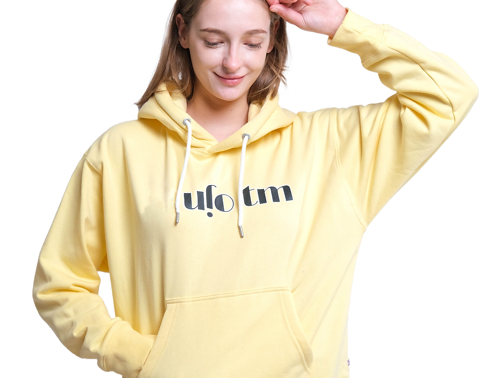 Regular Hoodie (Yellow)