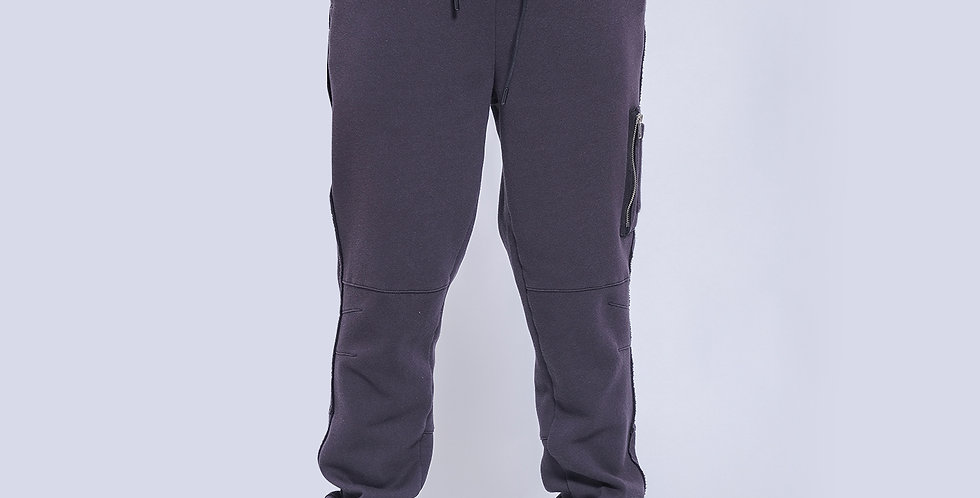 Side Zip Joggers