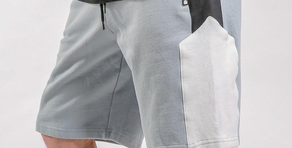 Contrast Sport Shorts