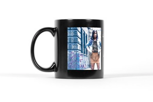 Only Just Begun Artwork & Lyric Mug