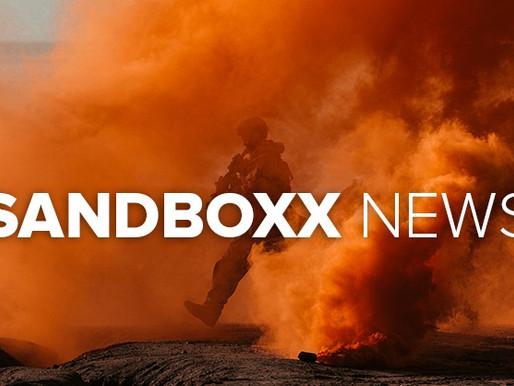 A new start with Sandboxx News
