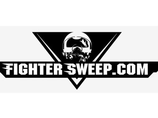 FighterSweep.com is back (and I'm not leaving NEWSREP)