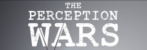 'The Perception Wars' is on sale now