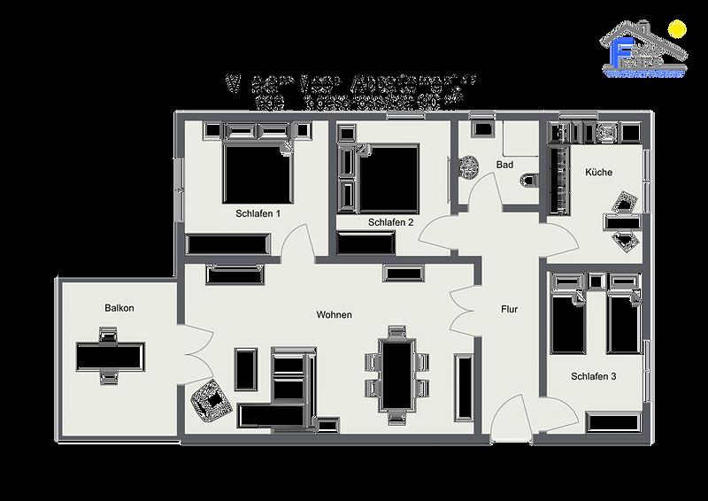 Villa am Meer - 11 - Appartement 11_Webt