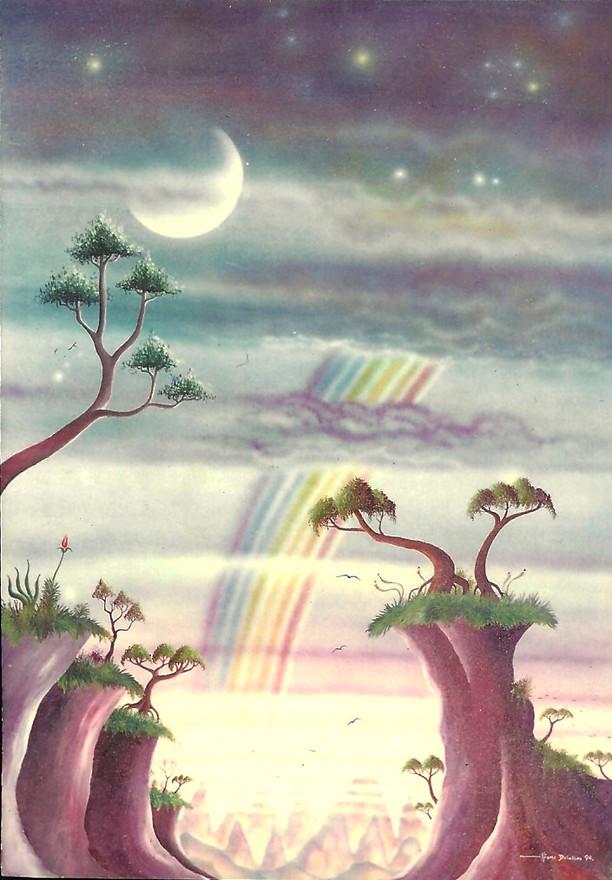 The Rainbow Valley