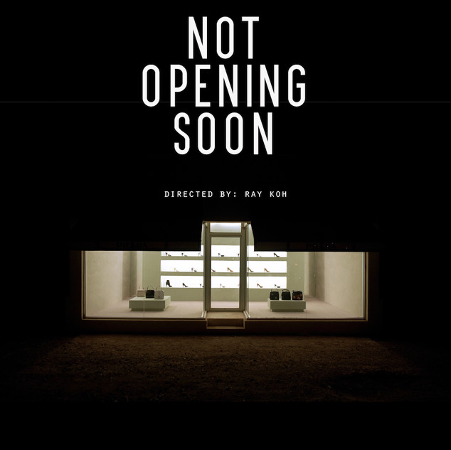 NOMAKASE FILMS-Not Opening Soon