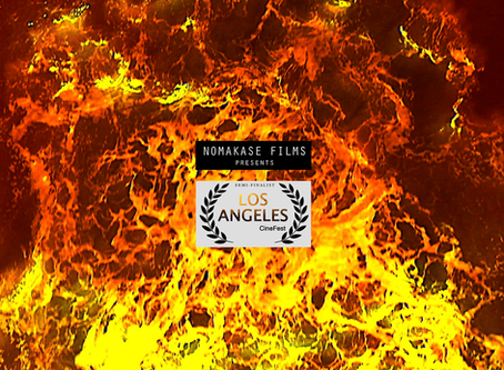 SEMIFINALIST -  Cinefest Los Angeles