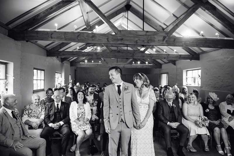 Ceremony in The Stable