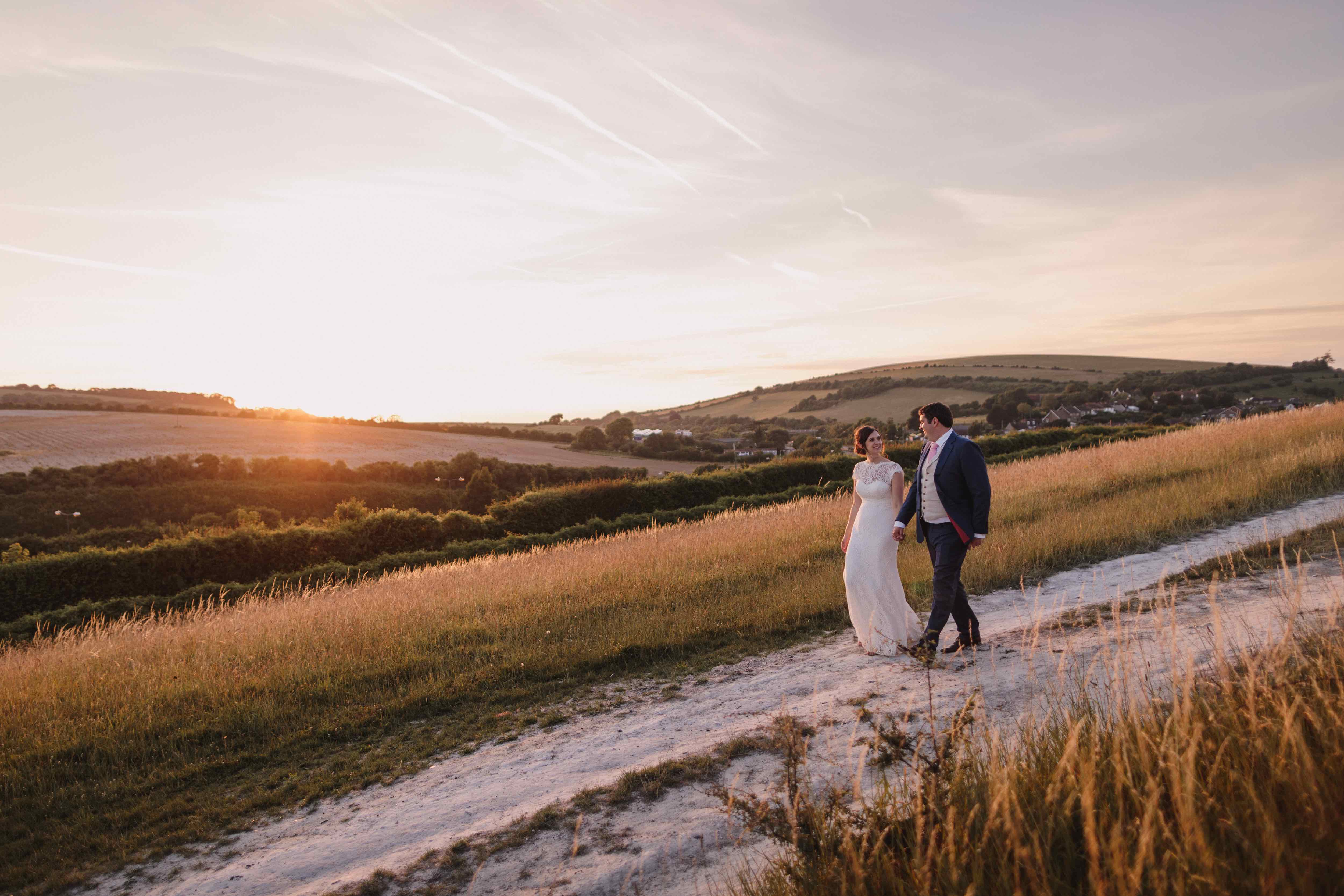 Pangdean Old Barn Farm Wedding Venue