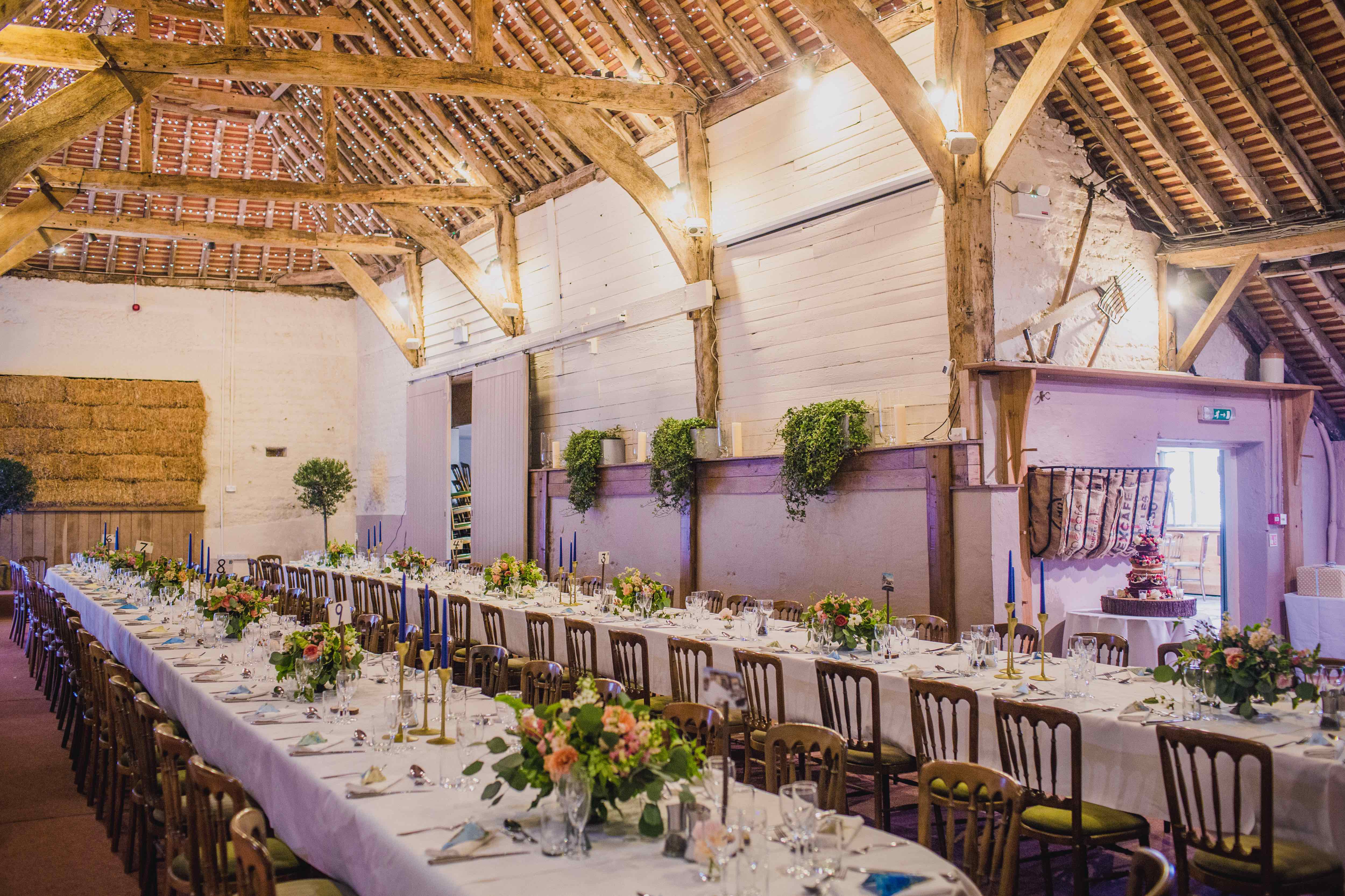 Pangdean Old Barn Wedding Venue