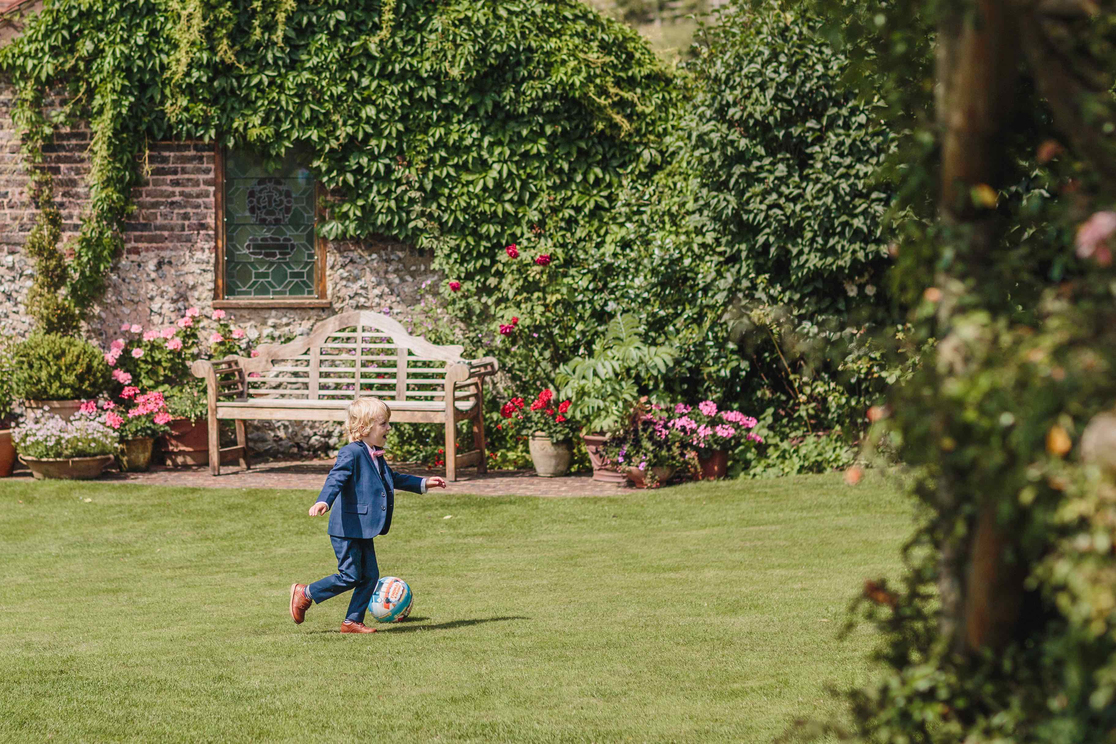 Pangdean Old Barn Garden