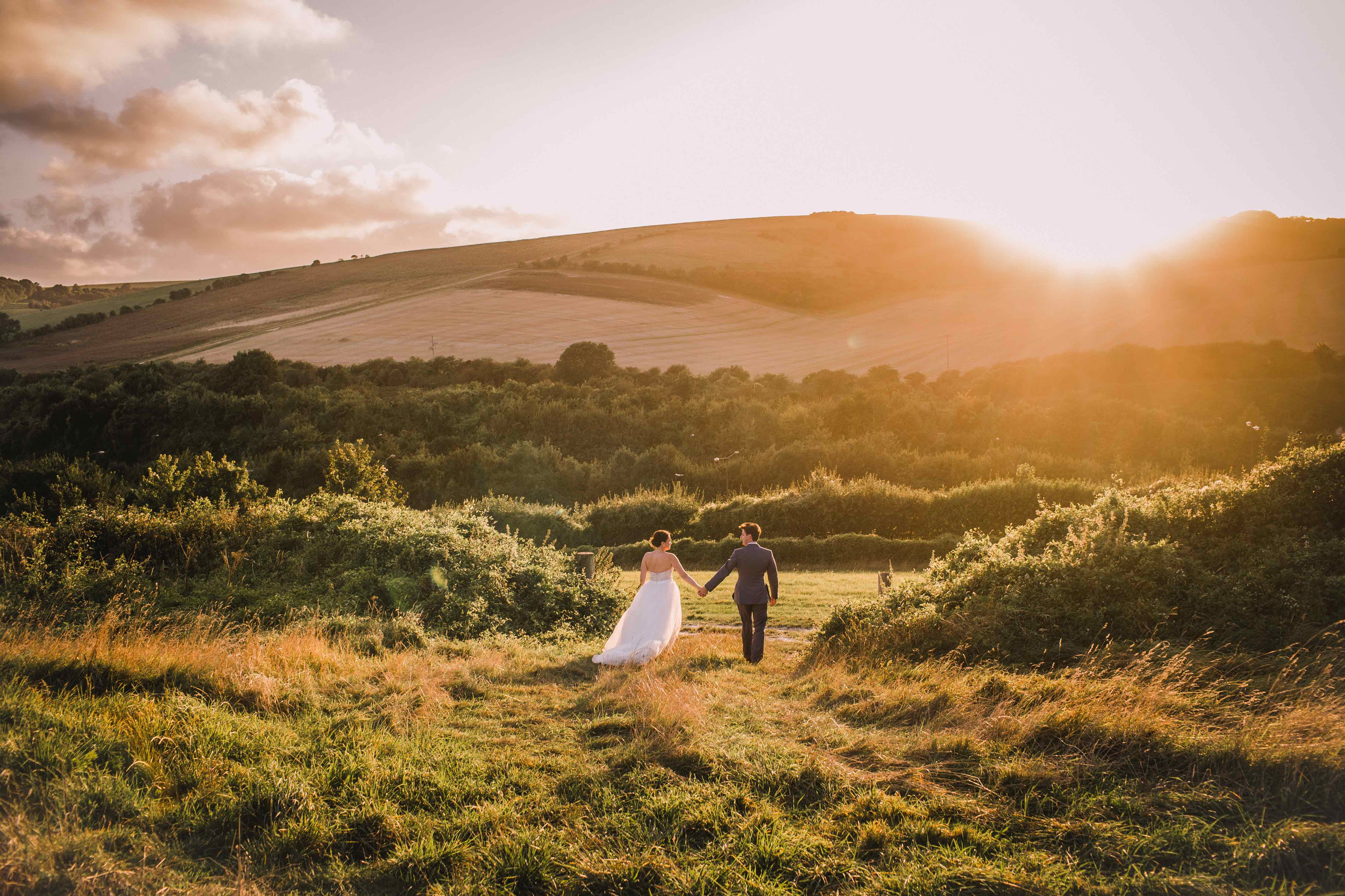 Farm weddings at Pangean Old Barn