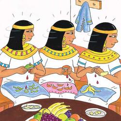 Joesoef-vrouwen
