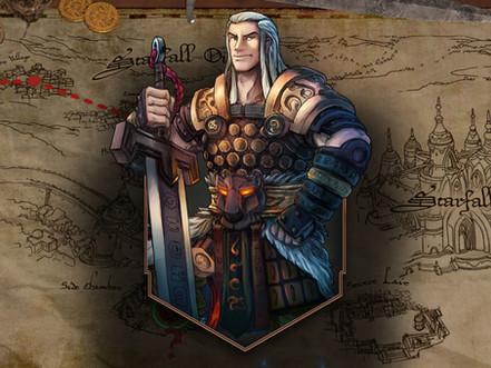 Meet the Heroes of Spelldrifter