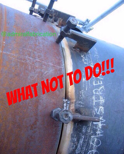 What Not To Do!!!