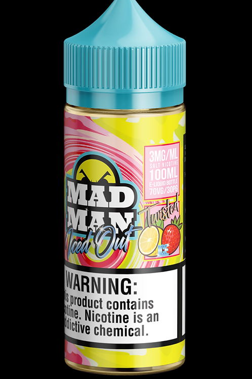 MAD MAN CRAZY TWISTED ICE