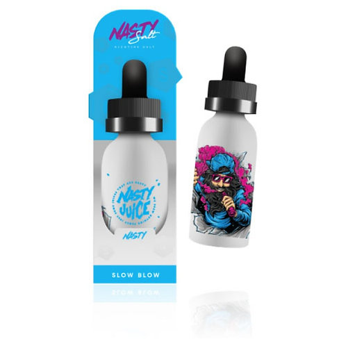 Nasty Juice Slow Blow Salt Nicotine