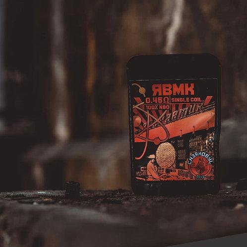 CHERNOBYL RBMK 0.45 OHM SINGLE COILS