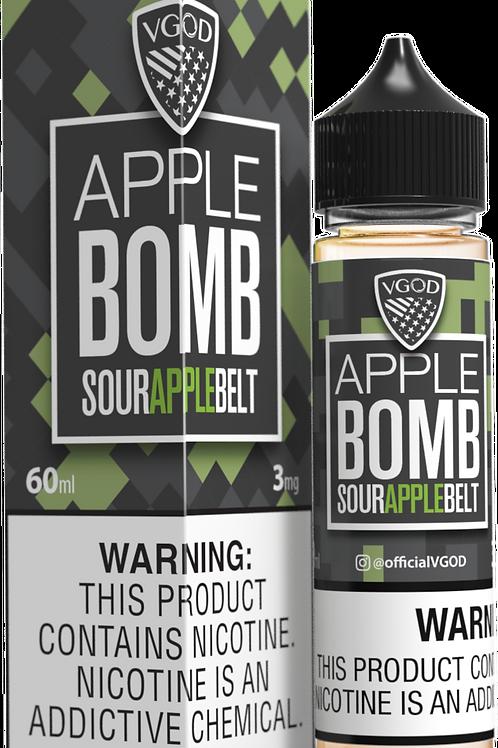 VGOD BOMB SOUR  APPLE