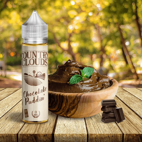 COUNTRY CLOUDS CHOCOLATE PUDDIN