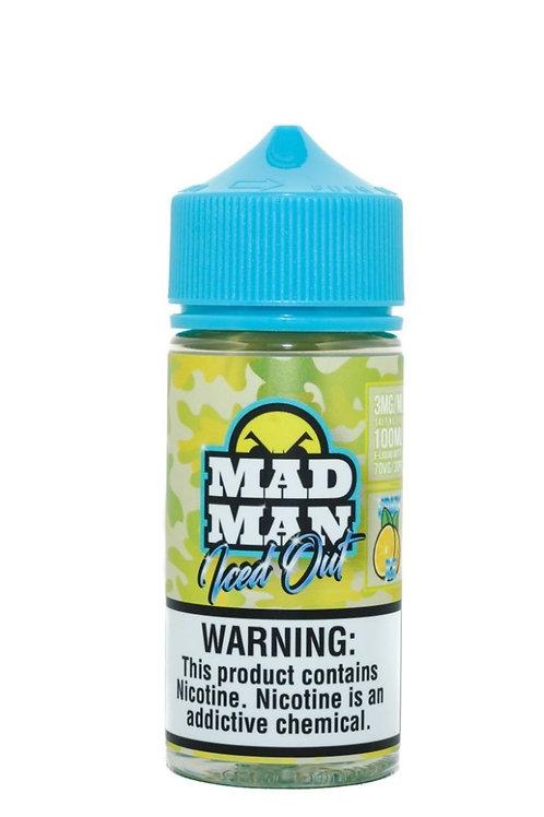 MAD MAN CRAZY LEMON ICE