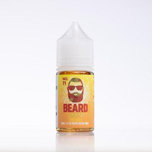 BEARD 71 SALT